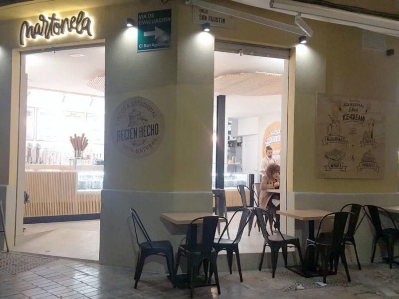 Reforma local comercial en Málaga